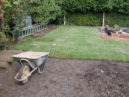Crows Nest turfing
